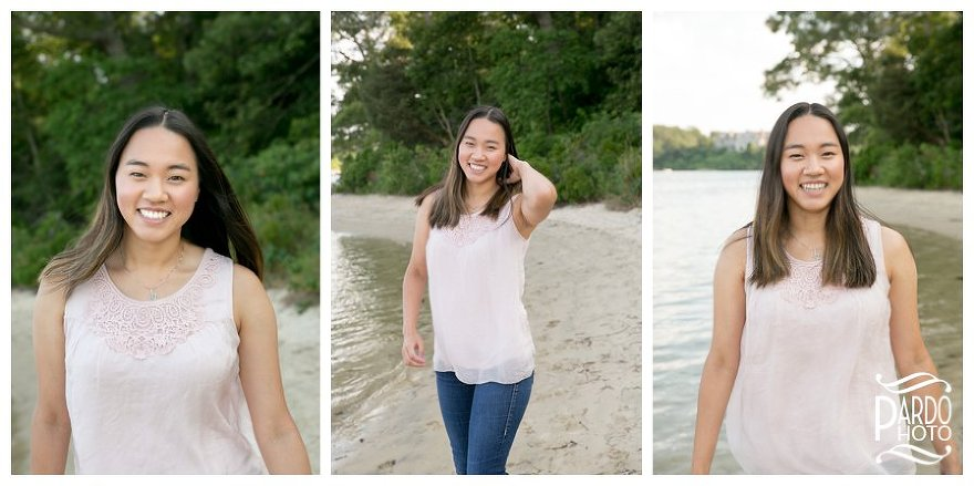 Senior Portraits The Knob Falmouth Massachusetts Pardo Photography