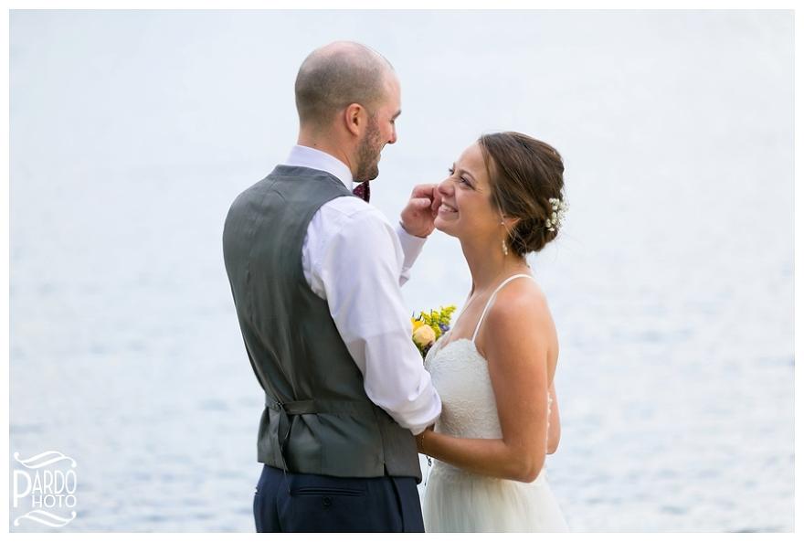 Ted Williams Park Wedding Pardo Photo