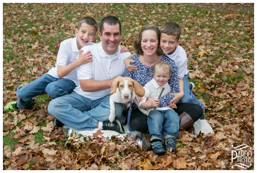 10 minute family portrait sessions pardo photography