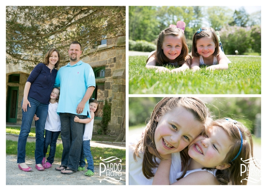 Mansfield Elementary School mini session nicki pardo photo