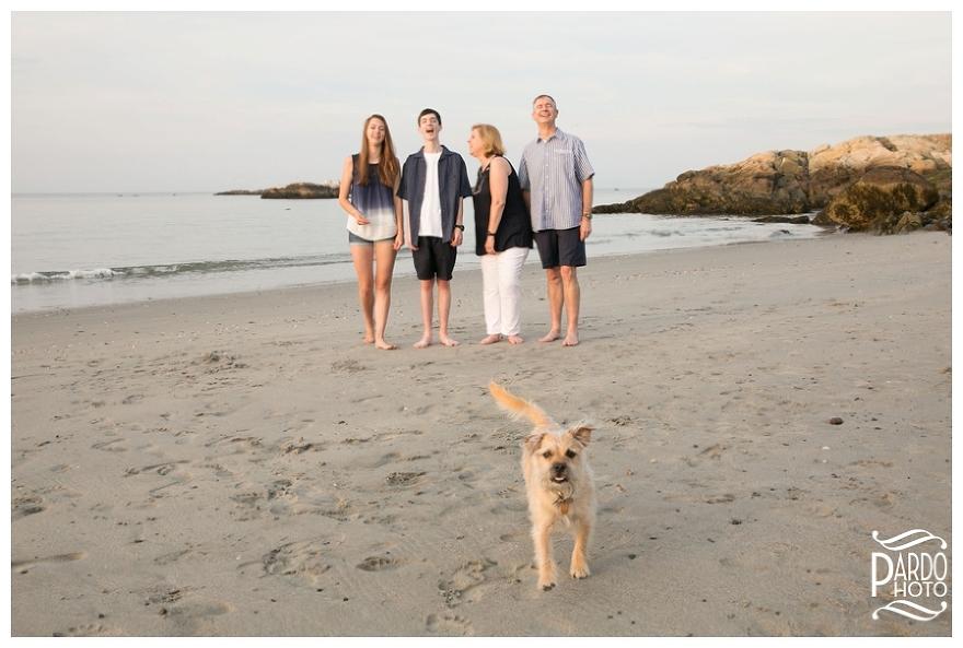 Thayer Academy family portraits pardo photo