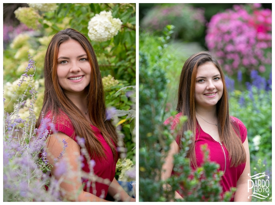 Eleanor Cabot Bradley Estate Senior Portrait Sessions Pardo Photo