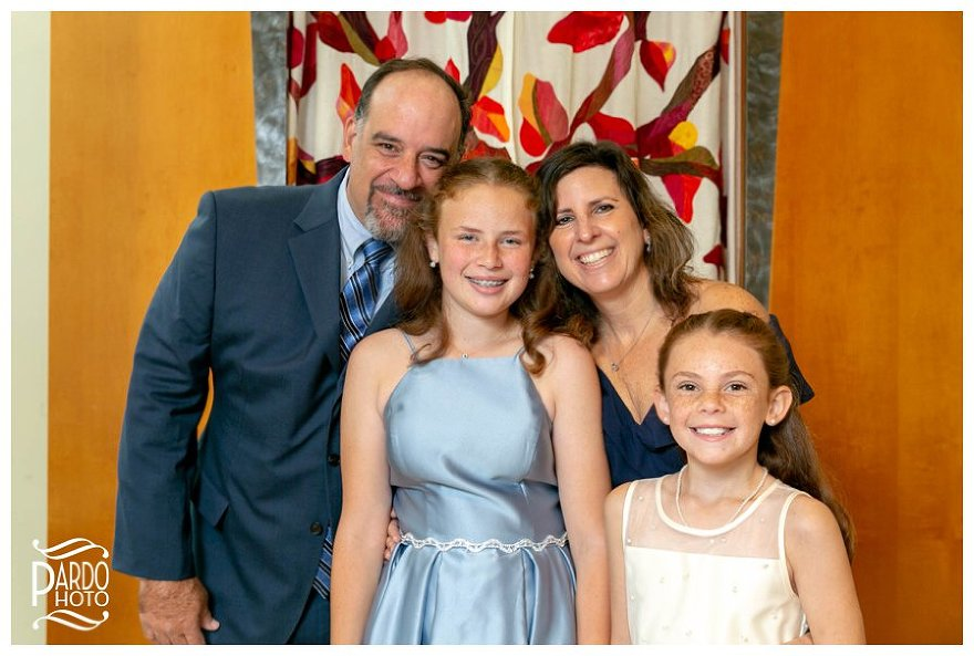 Bat Mitzvah Renaissance Marriott Pardo Photo