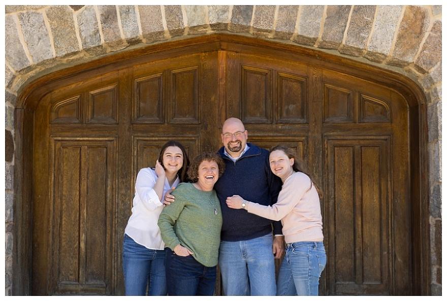 Borderland State Park family portraits nicki pardo photo
