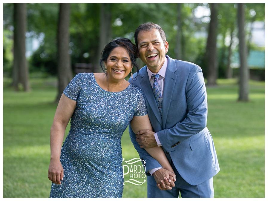 Wedding Anniversary pardo photo