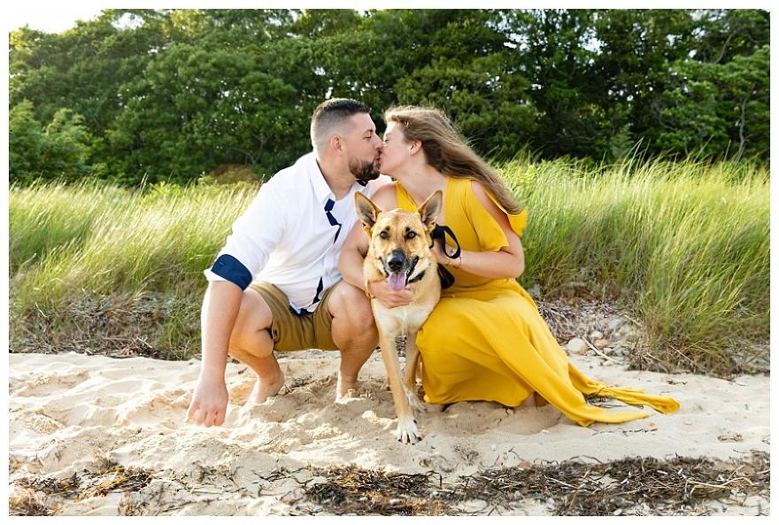 The Knob engagement pardo photo